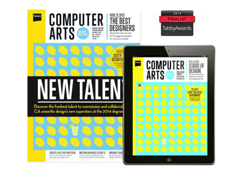 Computer Arts: the New Talent Issue